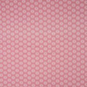 Jersey_Stoff_Stoffe_Blumen_Blümchen_Kreise_pink_rosa