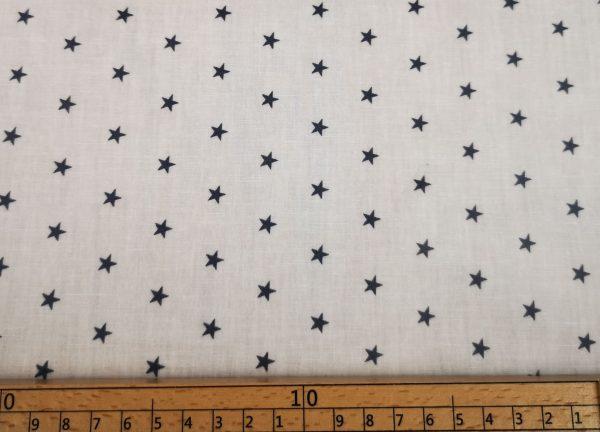 Beschichtete_Baumwolle_Wachstuch_Sterne_Stars_weiß_grau