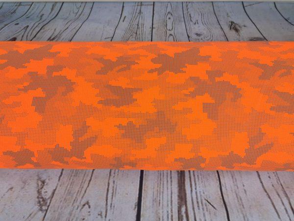 A50_Softshell_Stoff_Stoffe_Stoffpiraten_Neon_reflektierend_camouflage_orange