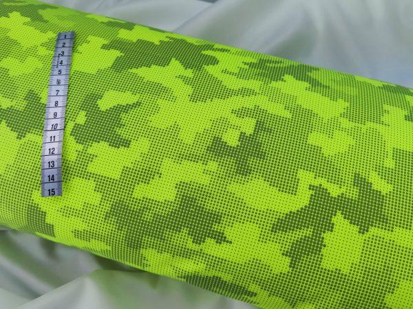 A51_Softshell_Stoff_Stoffe_Stoffpiraten_Neon_reflektierend_camouflage_gelb