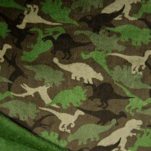 K14_Stoffpiraten_Stoff_Stoffe_Fleece_Doublefleece_Camouflage_Dinos_gruen