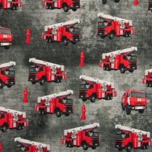 B169_Jersey_Baumwolljersey_Stoff_Stoffe_Stoffpiraten_Feuerwehr_grau